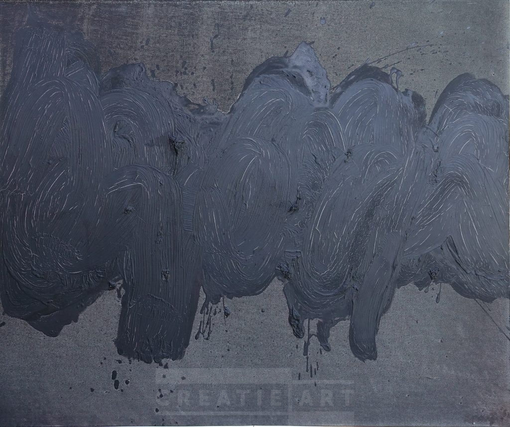 gust romijn painting 1962 adriaan de roover