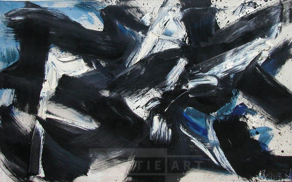 Gust romijn painting 1961