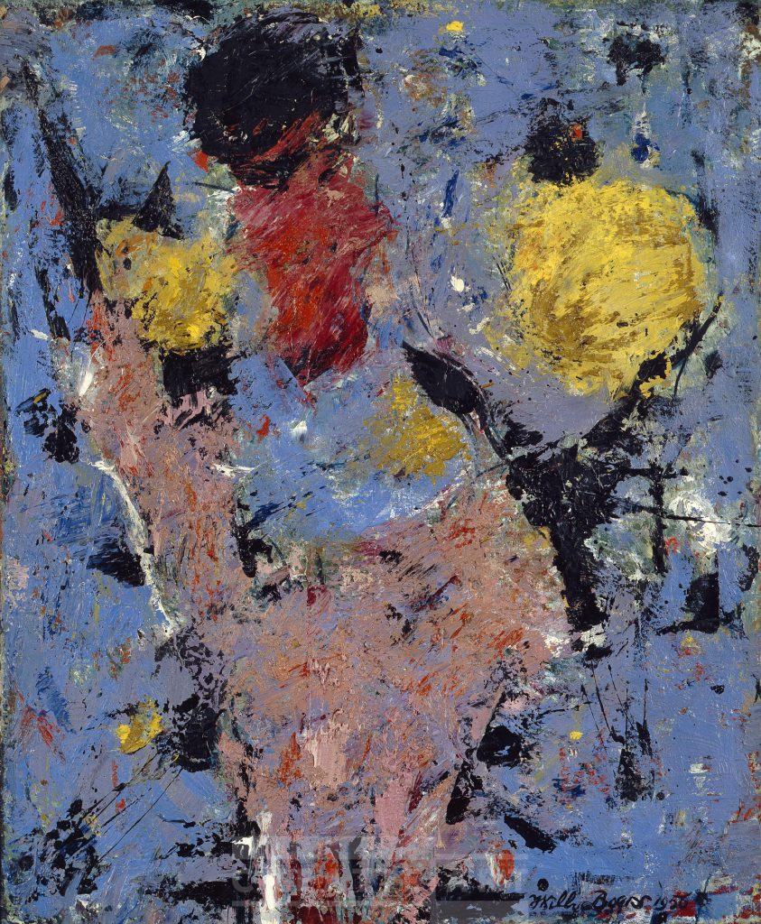 willy boers 1956 painting