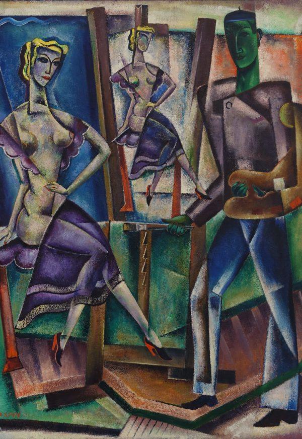 reimond kimpe painting