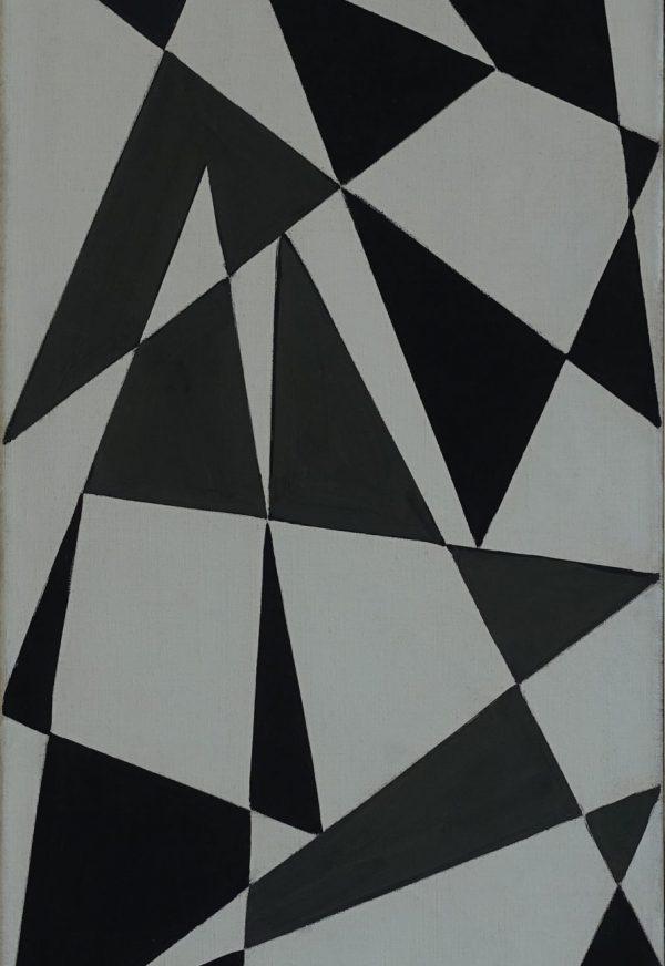 Siep van den Berg painting