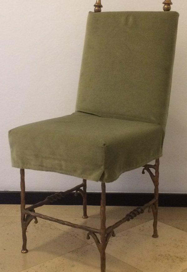 garouste & bonetti chair Athena editions BGH
