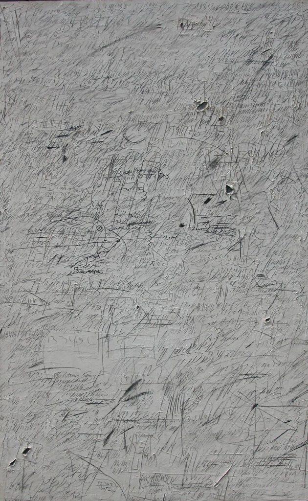 shlomo koren painting 1965