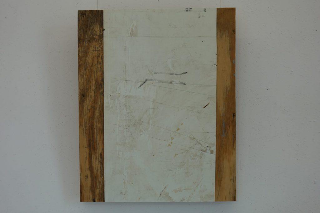 erik lindman 'studio B' painting 2011